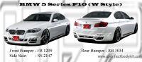 BMW 5 Series F10 (W Style)
