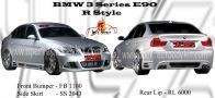 BMW 3 Series E90 R Style