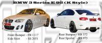 BMW 3 Series E92 K Style Bodykits