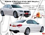 BMW 5 Series F10 (M T Style) (PP Material)