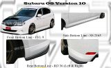 Subaru 08 Version 10 Bottom Line
