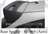 Subaru 08 Version 10 Aero Rear Spoiler