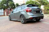 FORD FOCUS 2012 BODYKIT REAR DIFFUSER