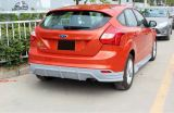 FORD FOCUS 2012 BODYKIT REAR BUMPER DIFFUSER