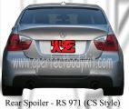 BMW 3 Series E90 CS Style Rear Spoiler
