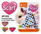 JP132 Jolly Scarf Rabbit Harness