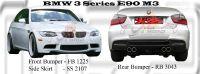 BMW 3 Series E90 M3