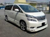  TOYOTA VELLFIRE BOD..TRD 