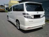 TOYOTA VELLFIRE BODY.. TRD