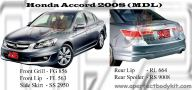 Honda Accord 2008 MDL