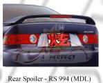 Honda Accord Euro R 2006 MDL Rear Spoiler