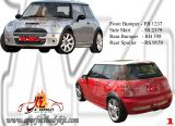Mini Cooper Bodykit