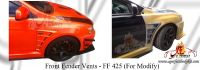 Mitsubishi Lancer EX Front Fender Vents For Modify