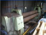 Used England plate roll machine