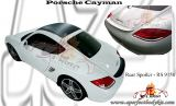 Porsche Cayman Rear Boot Lip Spoiler