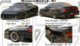Nissan S13 Charge S. Bodykit
