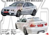BMW 3 Series E90 LCI M3 Bodykit