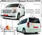 Hyundai Grand Starex Royale 2009