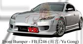 Mazda RX8 2003 Yu Gong Style Front Bumper
