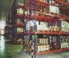 Double - Deep Pallet Racking
