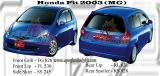 Honda Fit 2003 MG Bodykits