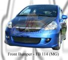 Honda Fit 2006 MG Style Front Bumper