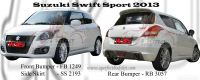 Suzuki Swift Sport 2013 Bodykit