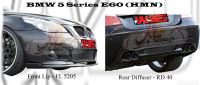 BMW 5 Series E60 HMN Bodykit