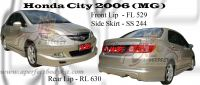 Honda City 2006 MG Bodykits