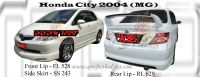 Honda City 2004 MG Bodykits