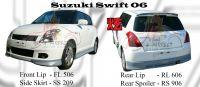 Suzuki Swift 2006 Oem Bodykits