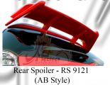 Toyota Wish 2004 & 2006 AB Style Spoiler