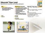Sikacrete Floor Level ( Self Levelling Cement )