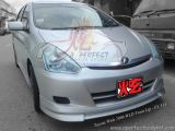 Toyota Wish 2006 WLD Style Front Lip