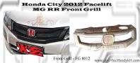 Honda City 2012 Facelift MG RR Front Grill