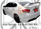 Honda City 2008 MG RR Spoiler