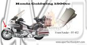 Honda Goldwing 1500cc Front Fender