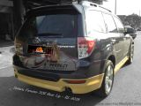 Subaru Forester 2011 Rear Lip