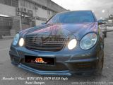Mercedes E Class W211 2006-2009 WLD Style Front Bumper