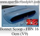 Subaru Version 9 Bonnet Scoop