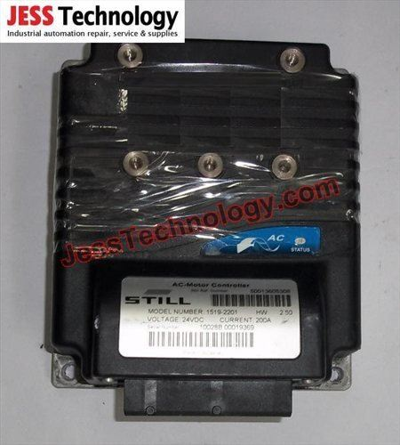 JESS - Repair STILL WAGNER AC MOTOR CONTROLLER 1519-2201 in Malaysia, Singapore,