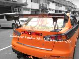Mitsubishi Lancer EX Carbon Fibre GT Wing Vtx Style  (Double Layer)