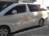 Toyota Alphard 2005 MDLT Side Door Panel