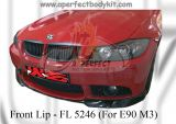 BMW 3 Series E90 Front Lip for M3 Bumper