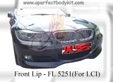 BMW 3 Series E90 Front Lip for LCI