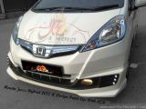 Honda Jazz Hybrid 2012 R Design Front Lip with LED