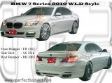 BMW 7 Series 2010 WLD Bodykits
