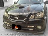 Mitsubishi Airtrek 2002 Ralli Style Front Grill & Front Lip