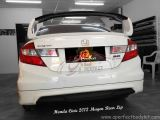 Honda Civic 2012 Mugen Rear Lip