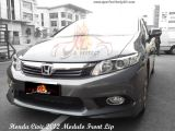 Honda Civic 2012 Modulo Front Lip
